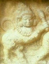 Изображение кимпуруш в Индии