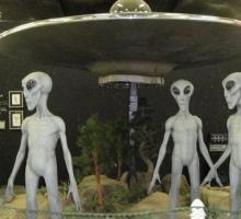 Пришельцы, инопланетяне, НЛО и привидения в Британии